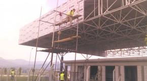 Balıkesir,Edremit havaalanı Bariyer Binası