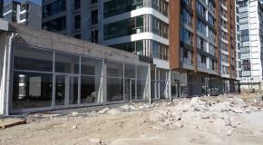 Ankara Eryaman Şantiyemiz Devam Etmektedir PEKSAN ALÜMİNYUM